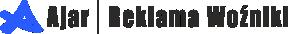 Reklama Woźniki logo