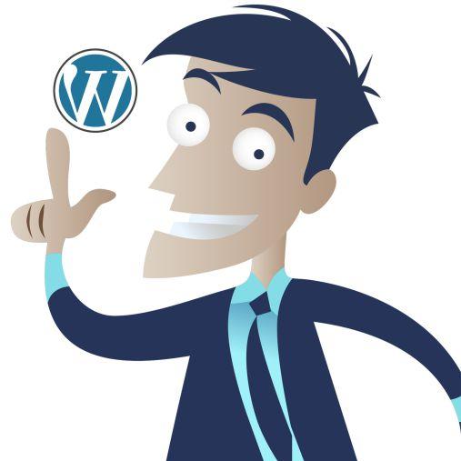 Strony WordPress od ajar